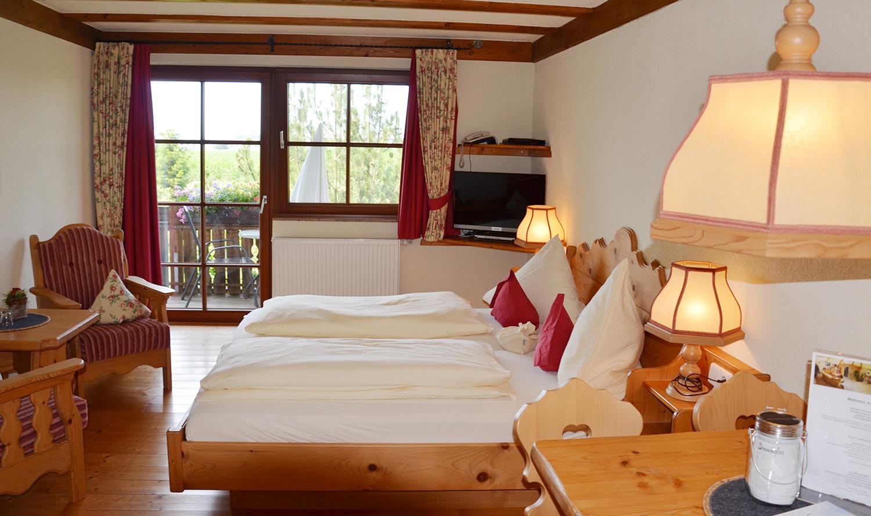 Gerbehof Doppelzimmer Landhotel