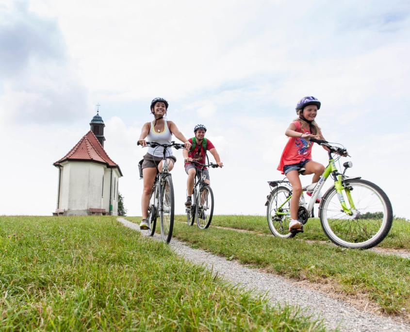 Gerbehof Fahrradtour in Ailingen