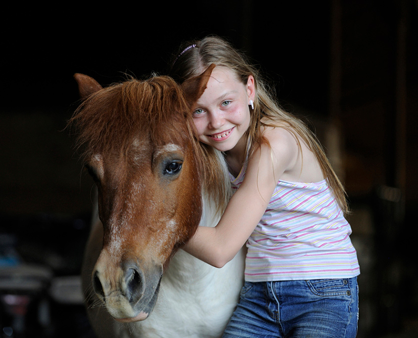 Gerbehof Kind Pony